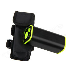 4x 18650 Batterie Pack Stockage Cas Boîte Titulaire USB Pour Vélo Lumière Sac
