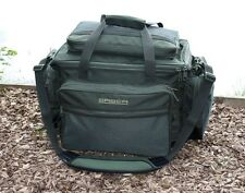 Large Deluxe Saber Supra Multi Pocket Carryall Holdall Carp Fishing Bag SL8