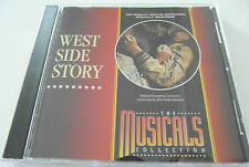 West Side Story - The Musicals Collection ( CD Album 1994 ) Used Very good