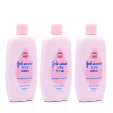 New Johnson's Baby Lotion 500ml 3 Pack