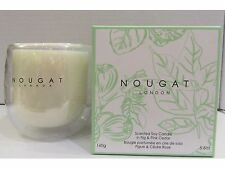 NOUGAT LONDON SCENTED SOY CANDLE  IN FIG & PINK CEDAR 160 G