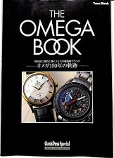 Used The Omega book Trajectory of Omega 150 years Speedmaster From JAPAN