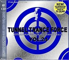Tunnel Trance Force 24 (2003) Groove Coverage, Jordan & Baker, Kai Trac.. [2 CD]