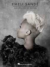 Emeli Sande Our Version of Events Sheet Music Piano Vocal Guitar SongB 000121907