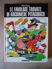 Le Favolose trovate di Archimede Pitagorico Copia per abbonati 1975 Disney [C82]