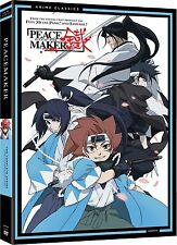 Peacemaker Complete Series Ep. 1-24 (Anime Classics) Anime DVD R1 Funimation