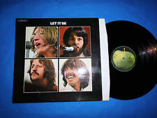 The Beatles - Let It Be lp,Vinyl - Germany 1973 Reissue, 33 U/min, Rcok pop Beat