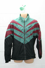 VINTAGE ADIDAS 90s TRACKSUIT TRACKY TOP JACKET CUT AND SEW FOOTBALL D8 E6