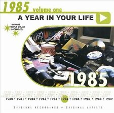 Unknown Artist A Year In Your Life 1985 Volume one CD