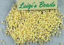 11/0 Round Toho Japanese Glass Seed Beads #903- Ceylon Custard 15 grams