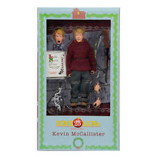 HOME ALONE Kevin McCallister action figure~Christmas~Macualay Culkin~NECA~NIB