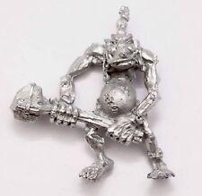 Ciudadela Troll Monstruos Warhammer Games Workshop Figura caos OOP Gw Metal trols
