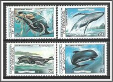Dominica #791-794 Whales Mnh