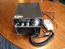 Vintage Rare Lafayette 525 CB Radio with Power Supply and original microphone