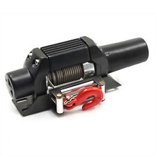 Yeah Racing 1/10 RC Rock Crawler HD Metal Steel Wired Winch Unit Type CYA-0388BK