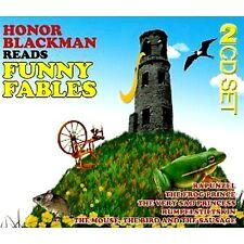 CHILDRENS STORIES NEW 2CD FUNNY FABLES RAPUNZEL,THE FROG PRINCE AND 6 MORE TALES