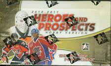 2010-11 ITG HEROES AND PROSPECTS SEALED HOCKEY BOX