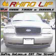 Crown Victoria Marquis Milan Maruader Flexible Splitter Chin Lip Spoiler Trim