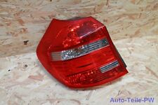 BMW 1 er E81 Komplette Rückleuchte LED LINKS 7184855 05