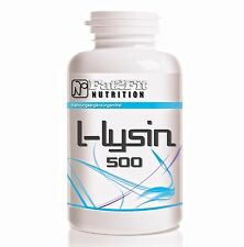 L-Lysin 500 Tabletten je 500mg + 5mg Vitamin B6 - Die preiswerte Alternative