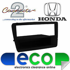 Connects2 Honda Civic EP2 2000-2005 Black Stereo Fascia Facia Replacement Panel