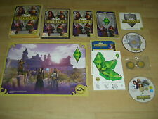 THE SIMS MEDIEVAL COLLECTOR'S EDITION Pc DVD Rom / Apple MAC SIMMS COLLECTORS