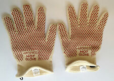 POLYCO HOT GLOVES 250C HEAT RESISTANT DOUBLE LAYERED NITRILE GRIP MPN9010 SIZE 9