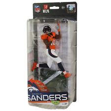 McFarlane Toys Figure - NFL Series 37 - EMMANUEL SANDERS (Denver Broncos) - New