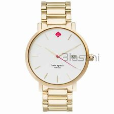 Kate Spade Original 1YRU0009 Women's Gramercy Grand Gold Stainless Steel Watch
