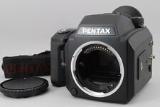 =TOP MINT Pentax 645NII Mideum Format Camera Body +Film Back 120 from Japan #o08