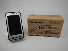 Panasonic Toughpad FZ-E1 BBCAZZM AT&T/Verizon, Gloved Multi Touch,2D Barcode