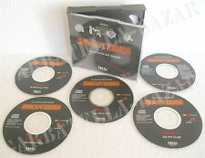 DISCOVERIES La memoria del mondo (1998) 5 CD-ROM Opera multimedia PC VINTAGE
