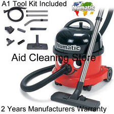 Henry Hoover Industrial Commercial Vacuum Cleaner 240V Red NRV200-11 620W