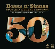 Bossa N' Stones: The Electro-Bossa Songbook Of The Rolling Stones [Digipak]...
