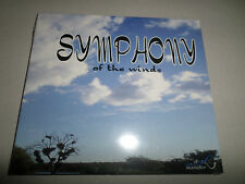 Symphony Of The Winds (Björnemyr)   CD Album