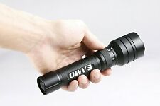 AMO VF20 Underwater Flashlight + HD Camcorder w/Battery/Case (Rated Depth 65ft)