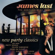 JAMES LAST : NEW PARTY CLASSICS / CD - NEU