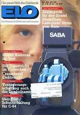 ELO - Das Magazin für Elektronik und Computer (1985/5): Userport C-64