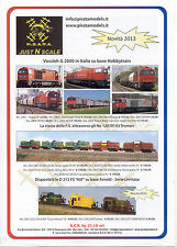 Catalogo PIRATA Pi.R.A.T.A N scale 1:160 Novità 2013 ACME TEE   IT            aa