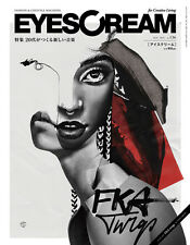 EYESCREAM magazine August 2015 FKA twigs Matt Dillon GIVENCHY Riccardo Tisci NEW
