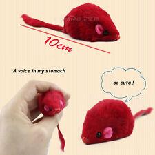 Modernes Spielzeug Falsche Maus für Haustier-Katzen-Kätzchen 2pcs Zufällig