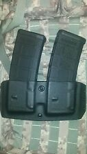 AR - 15 Double Mag carrier kydex, black tactical