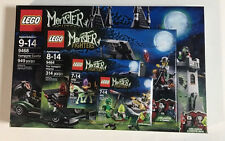 Lego Monster Fighters LOT A - 9461, 9462, 9464, 9468, NISB - HTF - Retired