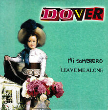 CD SINGLE promo DOVER mi sombrero / leave me alone EU SPAIN 2004 2-TRACKS