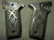 Smith Wesson .22LR VICTORY Croc/Stippled Blackwood Pistol Grips w/S&W Logo NEW!