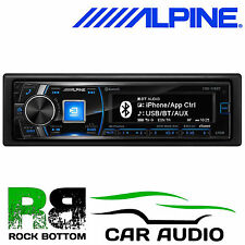 Alpine CDE-178BT CD MP3 USB iPod iPhone USB Bluetooth Radio Car Stereo Player