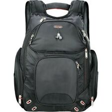 "Elleven™ Amped Checkpoint-Friendly TSA 17"" Laptop Computer Backpack Bag Black"