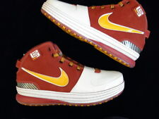 Nike Air Zoom Lebron 6 VI Six HWC Hardwood Classics Cavs sz 11 NIB DS NEW James