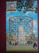 POSTCARD USA NEW YORK WORLD FAIR 1964-65 THE ASTRAL FOUNTAIN