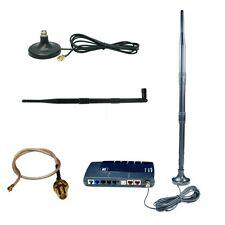 Umbauset WLAN Antenne 9-12dBi Fritz!Box 7170 Magnetfuß